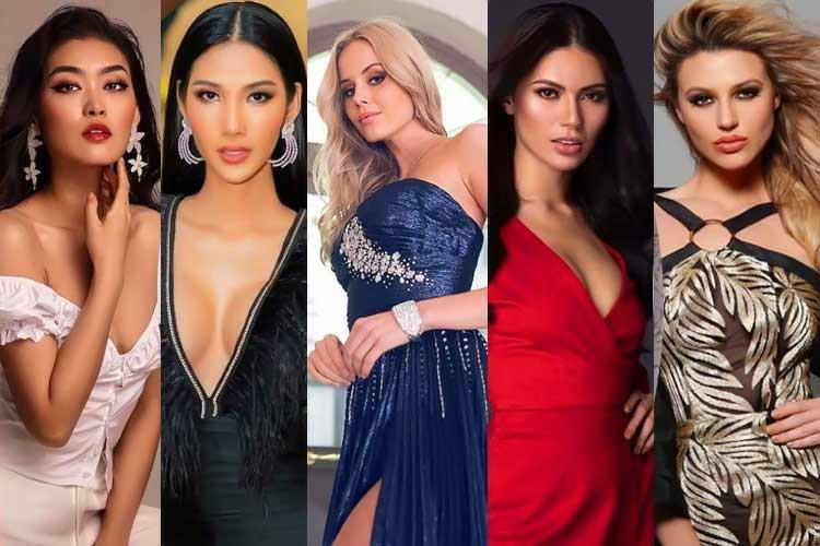 Miss Universe 2019 Top 24 Hot Picks