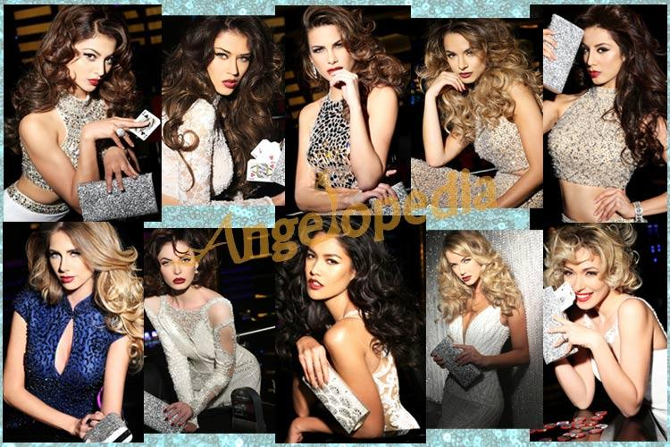 Miss Universe 2015 Top 10 Glam Shots