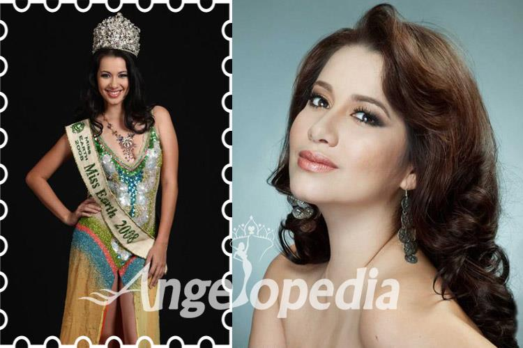 Karla Henry Miss Earth 2008 from Philippines