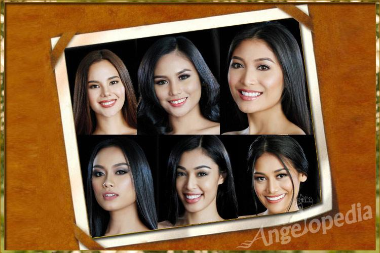 Top 10 favourites of Miss World Philippines 2016
