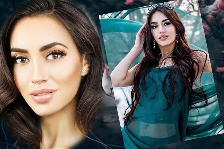 Macarena Quinteros Miss Earth Chile 2020