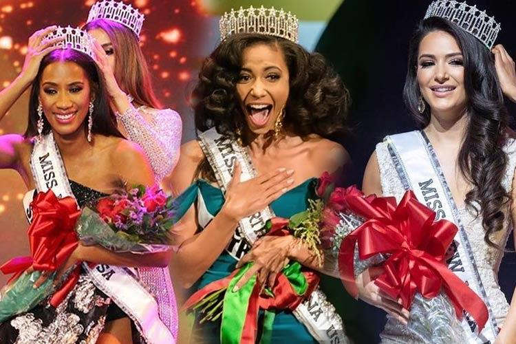 Miss USA 2019 Crowning Moments of the Finalists