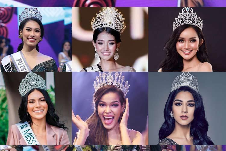 Southeast Asian delegates to dominate Miss Universe 2019