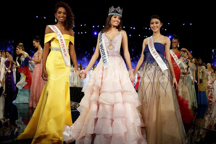 Reviewing the Top 10 Gowns of Miss World 2016