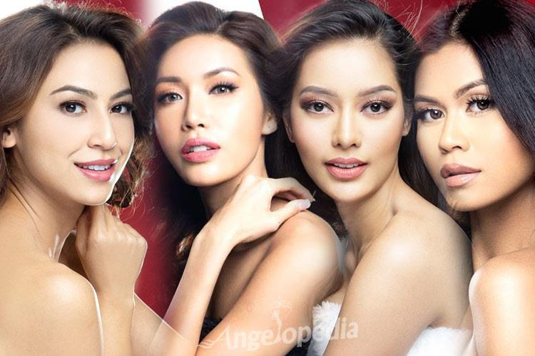 Miss Supranational 2018 Top 20 Favourites by Angelopedia