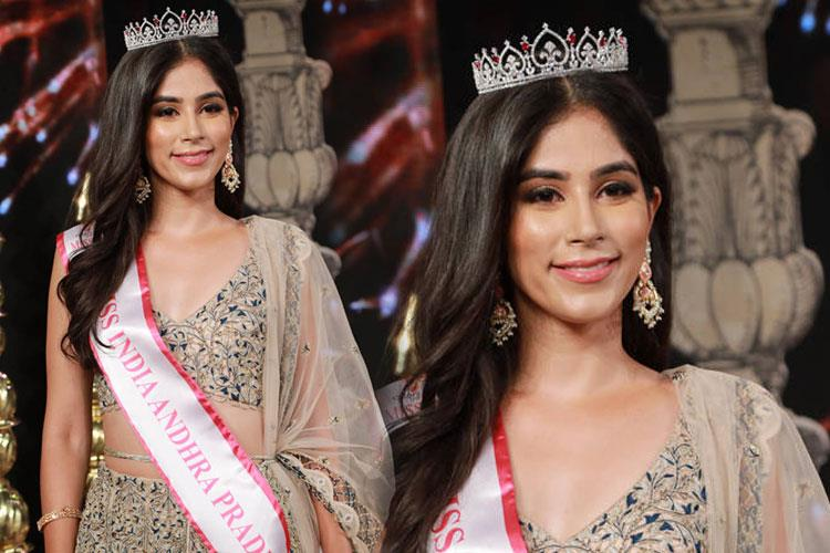 Who is miss india 2019