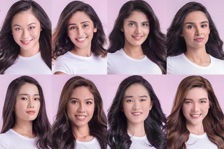 Meet the Beauties of Miss Universe Malaysia 2019