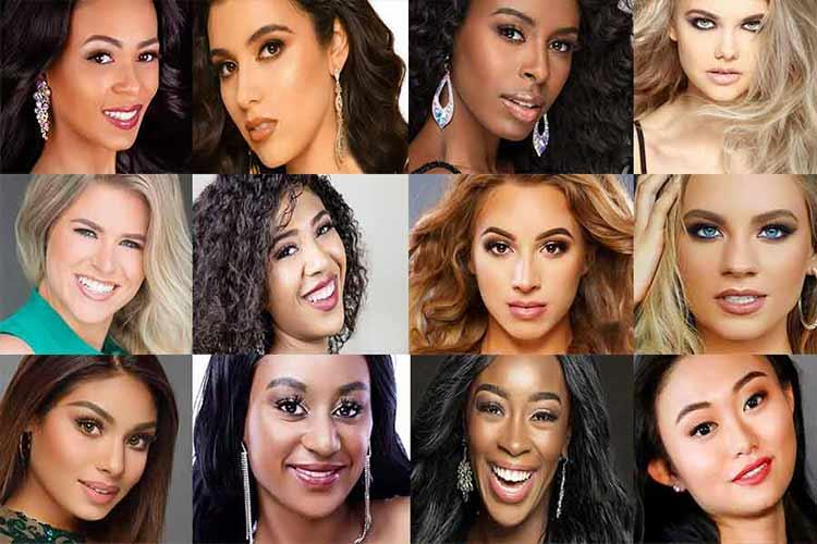 Miss Earth USA 2020 Meet the Delegates