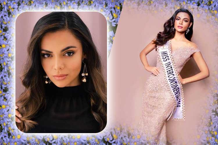 Karen Gallman Miss Intercontinental 2018