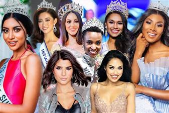 50 Most Influential Beauty Queens of 2019
