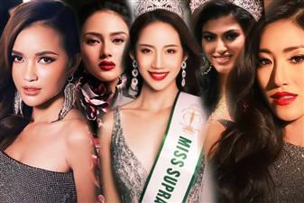 Miss Supranational 2019 Delegates From Asia and Oceania