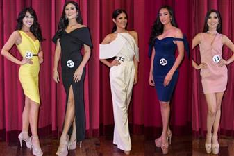 Binibining Pilipinas 2017 Know the finalists
