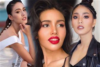 Miss Universe Thailand 2018 Top 15 Hot Picks by Angelopedia
