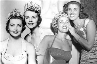 Miss Universe Titleholders from 1952 to 1960