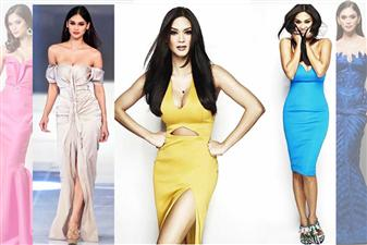 Here are some of Miss Universe 2015 Pia Wurtzbach's trendy styles that you will just fall in love with. Check out Pia donning dresses, crop tops, maxi dresses etc...