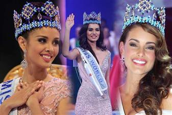 Miss World winners from the year 2011 - 2020 were - Ivian Sarcos, Yu Wenxia, Megan Young, Rolene Strauss, Mireia Lalaguna, Stephanie Del Valle, and Manushi Chhillar.