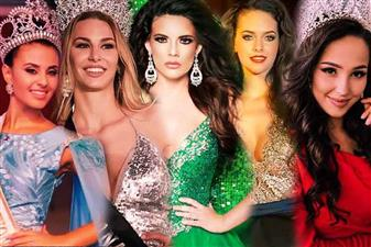 Miss Supranational 2019 Delegates from Europe