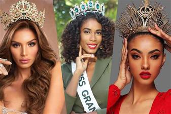Miss Grand International 2020 Delegates From North America