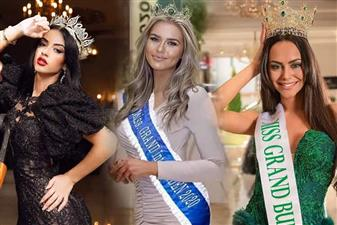 Miss Grand International 2020 Delegates From Europe