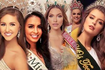 International Pageant Winners of 2019