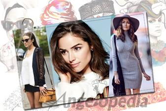 Olivia Culpo is every bit of a Style Icon