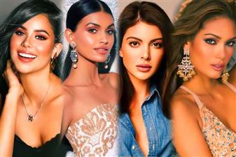 Miss World 2019 Top 25 Hot Picks