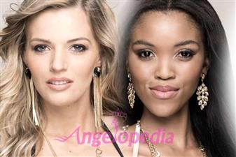 Our top 12 favourite contestants of Miss South Africa 2017 beauty pageant are Chante Holloway, Demi Leigh Nel Peters, Iman Mkwanazi, Jessica Tovey, Keipeile Dintoe, Lou Marie Taljaard, Milanie Cilliers, Nompumelelo Mampholo, Saskia Wagner, Shane Naidoo, Tshegofatso Monggae, and Yuta Raubenheimer.