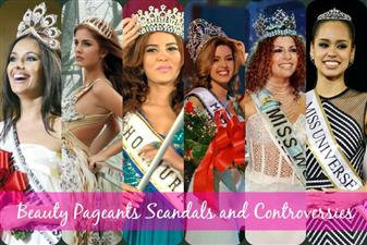 The 11 Beauty Pageants Scandals and Controversies are - Miss Universe 2002 Oxana Fedorova Dethroned, Helen Morgan Miss World 1974 resigning, Linor Abargil Miss World 1998 Sexual Assault, Maria Jose Alvarado Miss World Honduras 2014 murdered, Kaci fennel Miss Universe Jamaica 2014 controversy, Alicia Machado Miss Universe 1996 weight gain, and more....