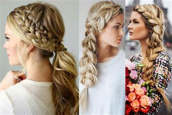 A braided hairstyle can give a look that is more edgy, fuss-free, and that can be done quickly.. Yes! You got it right, a well-defined, well-nourished braid has been a symbol of elegance, sophistication and a source of protection for the hair. With the below given styles of braids you can actually get a fashion-forward look and also earn compliments from your pals. Let us introduce you to the various styles of braid without wasting a single minute…