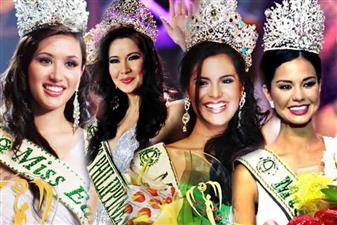 Miss Earth Titleholders from 2001 to 2010