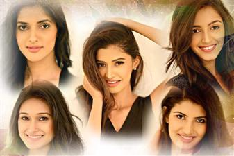 The Top 5 favourites of Femina Miss India 2016 are - Aradhana Buragohain, Natasha Singh Chauhan, Aishwarya Sheoran, Dnyanda Shringarpure and Sushruthi Krishna. The finale of Miss India 2016 is scheduled to be held on April 9' 2016.