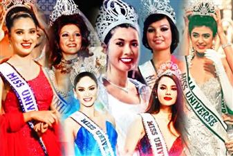 Asian queens who have won Miss Universe crown from inception till now