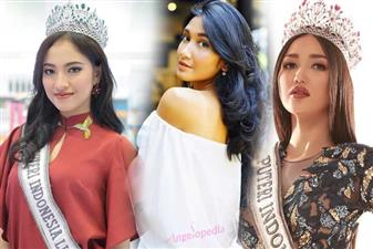 Team Indonesia For International Beauty Pageants 2018