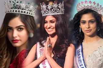 Team India For International Beauty Pageants in 2021