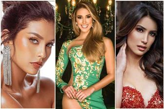 Team South America for Miss Universe 2020