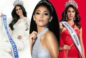 Team Panama For International Beauty Pageants in 2021