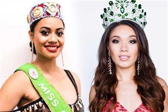 Miss Earth 2018 finalists from Oceania are Monique Shippen, Emma Sheedy, Jzayla Hughey, Rebecca Sang Yum and Maria Aholelei. These finalists will be representing their countries in Miss Earth 2018 to be held on 3rd November 2018 in Mall of Arena, Pasay City, Metro Manila, Philippines.