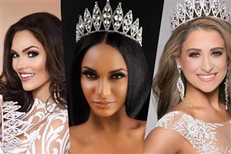 Miss Grand United States 2017 Top 6 Hot Picks