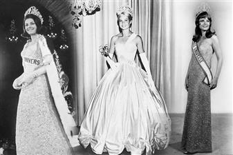 Miss Universe Titleholders from 1961 to 1970