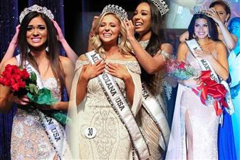 Miss USA 2019 Contestants Crowning Moments