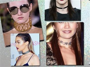 As the 90's trend is making a comeback, easy-to-wear chokers have become our throats' best friends. It instantly uplifts your overall look, it doesn't interfere with your outfit, and it compliments everything.