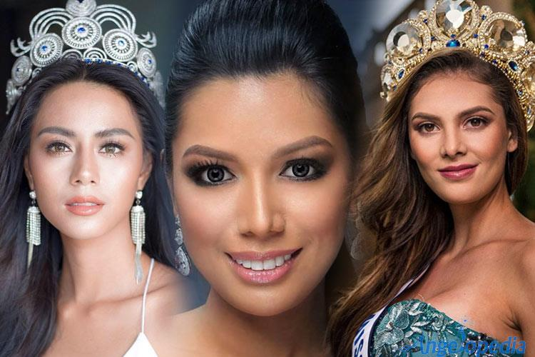 Miss United Continents 2018 Top 12 Favourite Contestants By Angelopedia