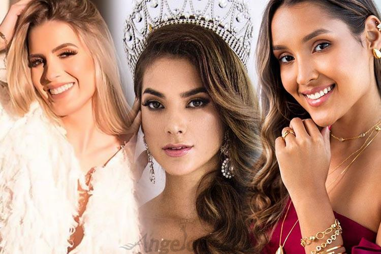 South American beauties competing in Miss Eco International 2019