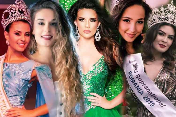 Europian beauties competing in Miss Supranational 2019