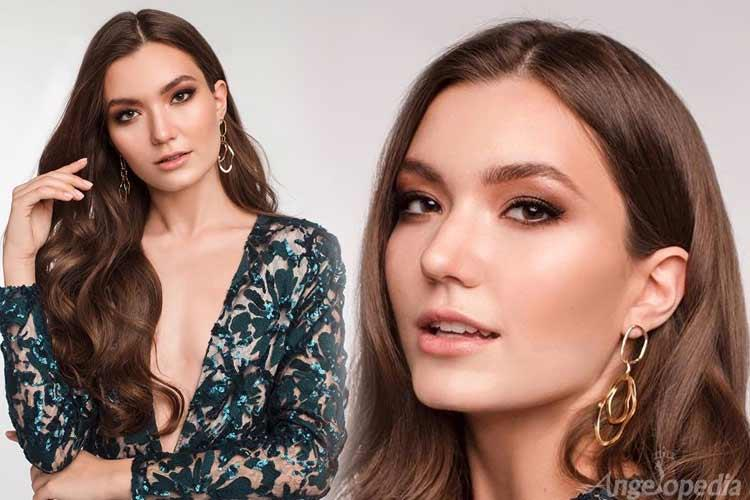 Anastasia Laurynchuk Miss World Belarus 2019 for Miss World 2019