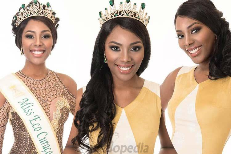 Miss Eco International 2019 Delegates From North America