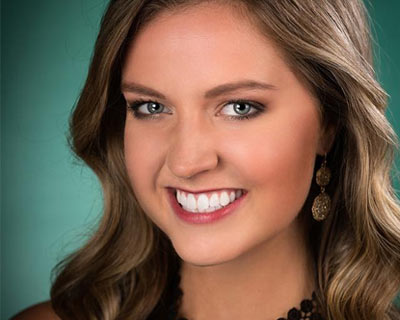 Nicole Renard crowned as Miss Washington 2017 for Miss America 2018