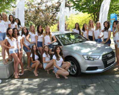 Have a look at this year's Top 20 contestants for Miss World Hungary 2017
