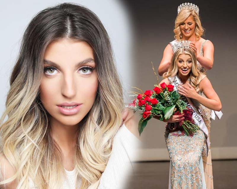 Maia-Jena Allo crowned Miss Vermont USA 2018 for Miss USA 2018