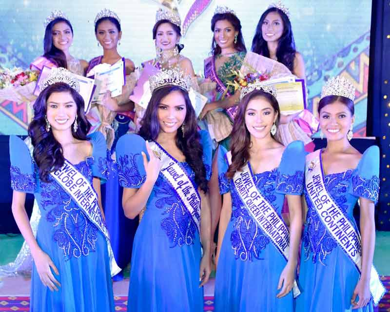 Achelle Joy Medrano crowned winner of Jewel of the Philippines 2017